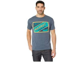 Marmot Mountain Tab Short Sleeve T-Shirt