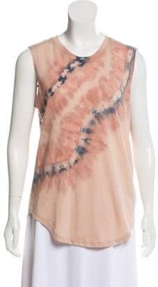 Raquel Allegra Tie-Dye Sleeveless Top w/ Tags