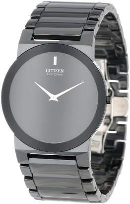 Citizen Unisex AR3055-59E Eco-Drive Ceramic Stiletto Blade Watch