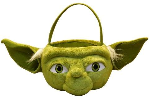 Easter Yoda Medium Plush Basket