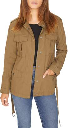 Sanctuary Kinship Surplus Cotton Blend Jacket