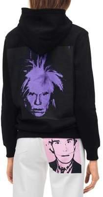 Calvin Klein Jeans Warhol Portrait Relaxed Hoodie