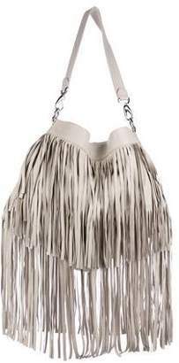 The Perfext Fringe Leather Shoulder Bag
