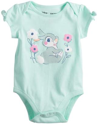 1f738f0d8686a Disneyjumping Beans Disney's Bambi Thumper Baby Girl Graphic Bodysuit by  Jumping Beans