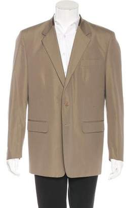 Helmut Lang Vintage Two-Button Blazer