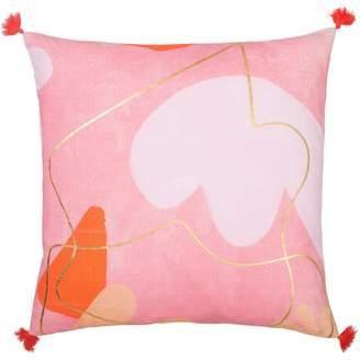 Oliver Bonas Evolution Coral Party Cushion