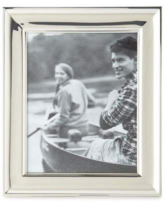 """Ralph Lauren Home Cove Silver 8"""" x 10"""" Picture Frame"""