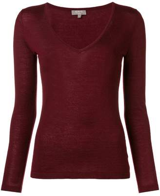 N.Peal superfine V-neck sweater
