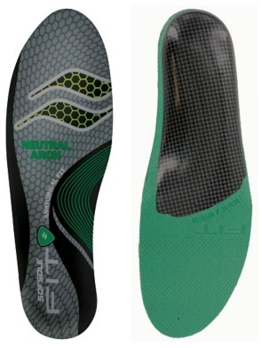 Sof Sole FIT Neutral Arch Custom Men's Insole