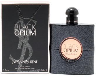 Saint Laurent Women's 3Oz Black Opium Eau De Parfum Spray