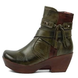 Jafa Chunky Platform Boot