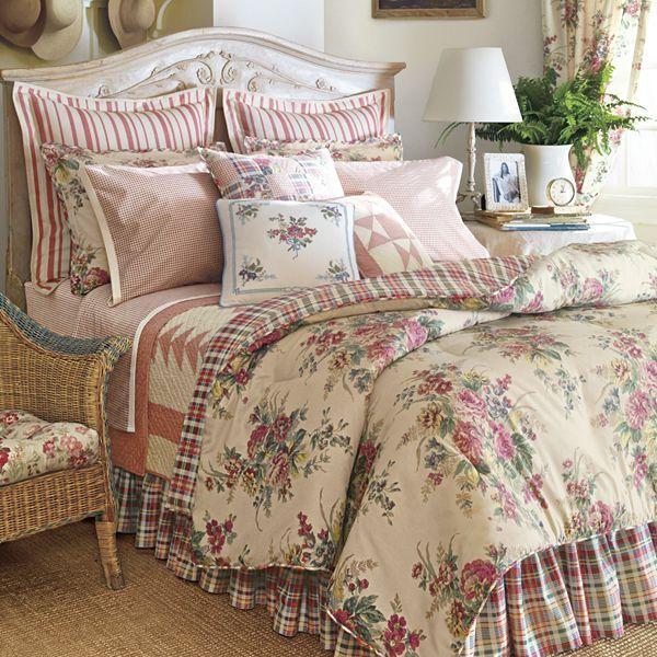 Chaps home wainscott bedding coordinates