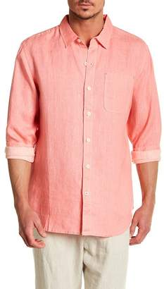 Tommy Bahama Waikiki Sea Glass Breezer Relaxed Fit Shirt