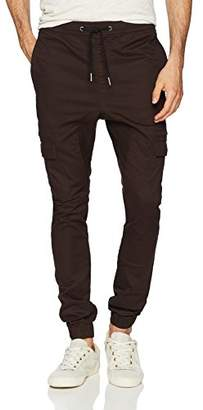 Zanerobe Men's Signature Stretch Fabric Slim Cargo Sureshot Jogger Pants