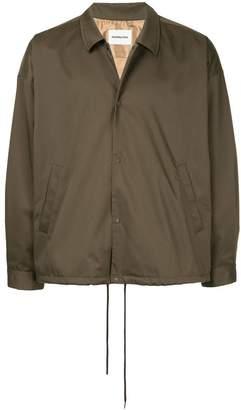 Monkey Time Plain Shirt Jacket
