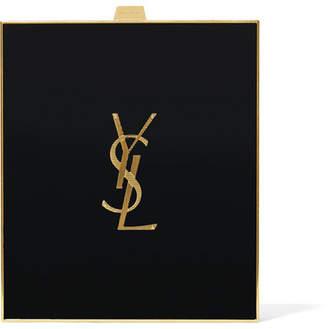 Saint Laurent Tuxedo Plexiglas® Shoulder Bag - Black