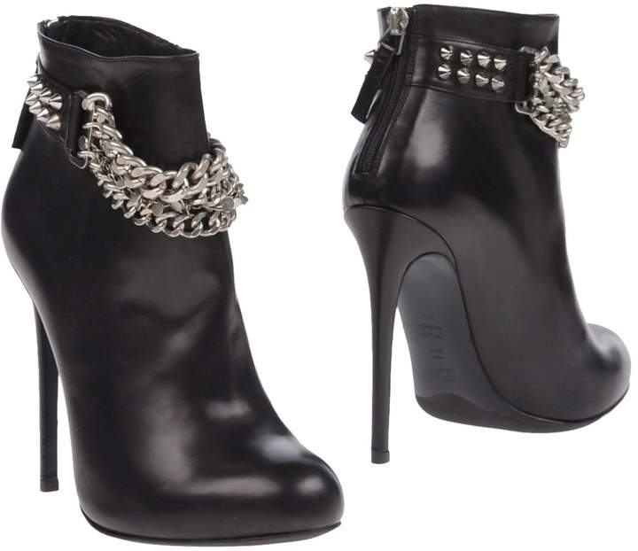 Gianmarco Lorenzi Ankle boots - Item 11223968