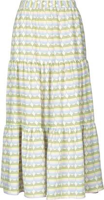 ANONYME DESIGNERS Long skirts - Item 35394153JQ