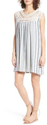 Women's Rip Curl Del Sol Stripe Dress $49.50 thestylecure.com