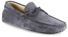 Tod's Suede Drivers