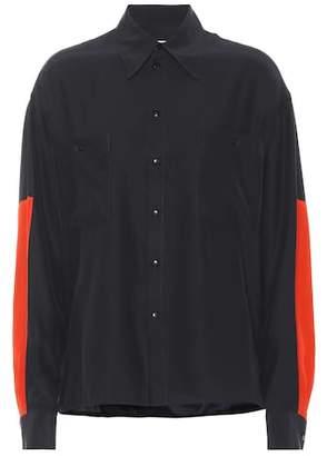 Victoria Beckham Victoria Silk satin blouse