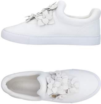 e2d792e1865a Tory Burch White Women s Sneakers - ShopStyle
