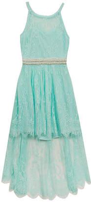 Rare Editions Sleeveless Party Dress Girls