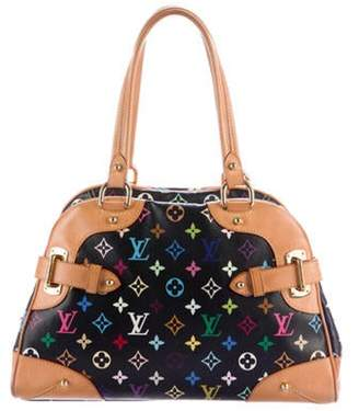 Louis Vuitton Multicolore Claudia Bag Black Multicolore Claudia Bag
