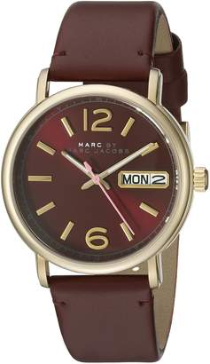 Marc by Marc Jacobs Women's MBM1386 Fergus Stainless Steel Watch