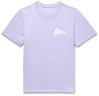 Pilgrim Surf + Supply Logo-Printed Cotton-Jersey T-Shirt