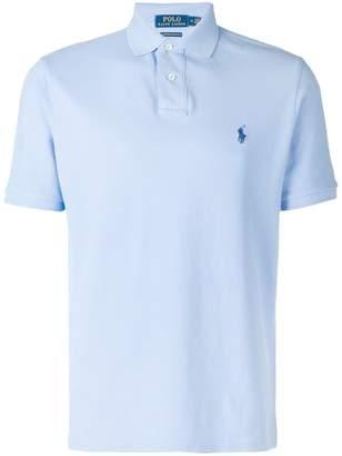 Polo Ralph Lauren custom slim-fit polo shirt