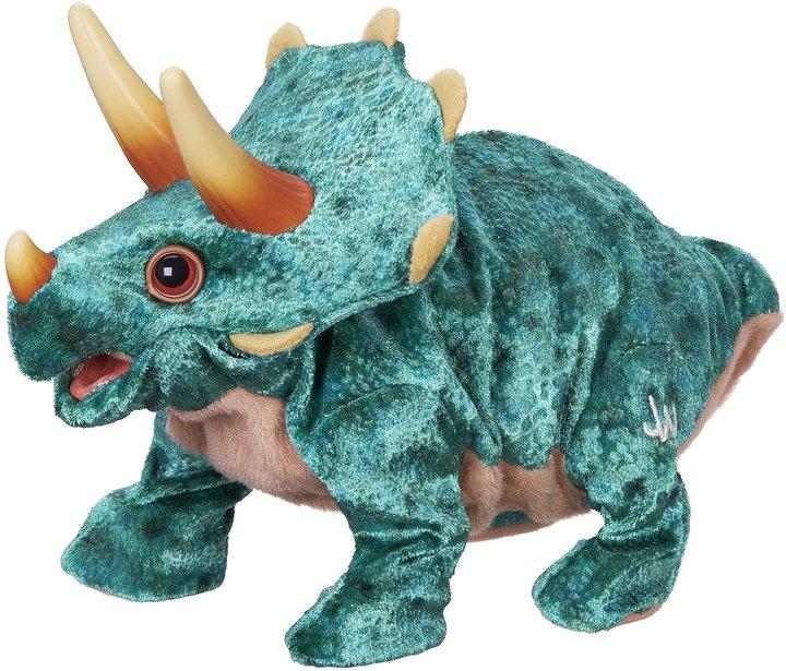 Jurassic World Stomper Triceratops