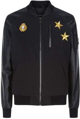 Moose Knuckles Knightsbridge Bomber Jacket