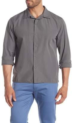 Save Khaki Poplin Haven Shirt