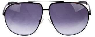 Christian Dior Titanium Gradient Sunglasses