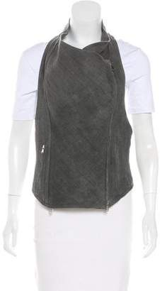 Kaufman Franco KAUFMANFRANCO Virgin Wool-Blend Vest