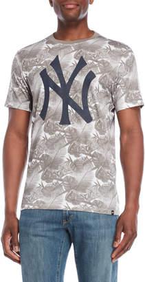'47 Yankees Big Logo Aloha Print Tee