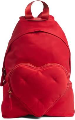 Anya Hindmarch Chubby Heart Nylon Backpack