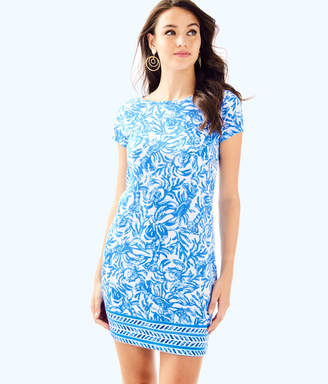 Lilly Pulitzer Womens Short Sleeve Marlowe Dress