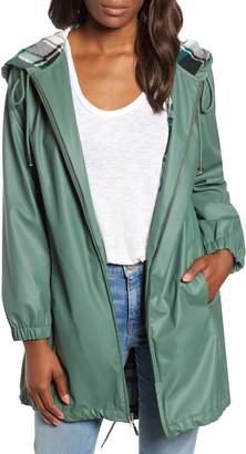 Caslon Hooded Rain Jacket