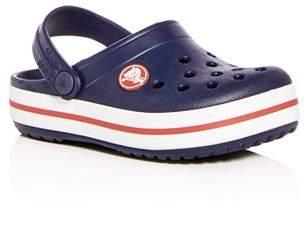 Crocs Unisex Crocband Clogs - Walker, Toddler, Little Kid, Big Kid