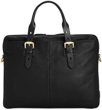 Cole Haan Men's Brayton Leather Attache Case