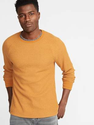 a6396f03 Old Navy Chunky Textured Thermal-Knit Tee for Men