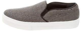 Celine Woven Slip-On Sneakers w/ Tags