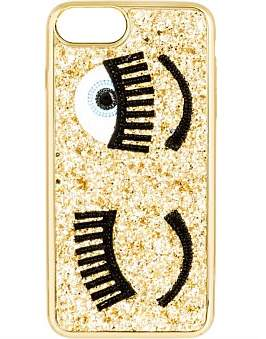 Chiara Ferragni Flirting Glitter Cover Iphone 6/7/8 Plus