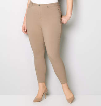 Avenue 5 Pocket Stretch Jean in Khaki