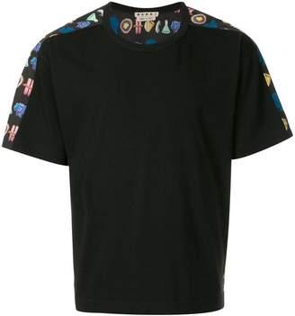 Marni crystal print T-shirt