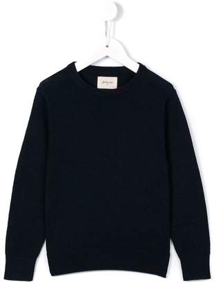 Bellerose Kids knitted long sleeve sweater