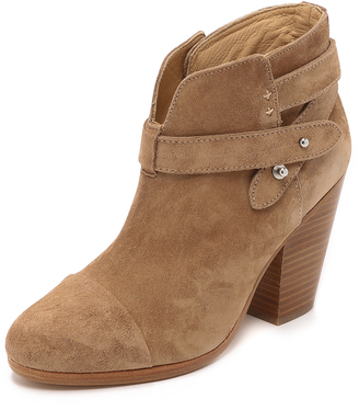 Rag & Bone Harrow Booties $495 thestylecure.com