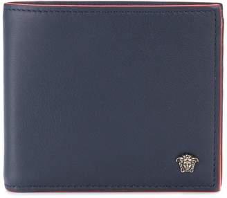 Versace Utiliflage bi-fold wallet